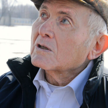 Pinchas Gutter: My First Day in Majdanek Death Camp