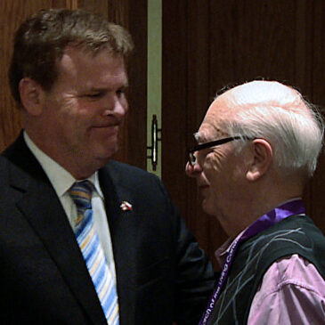 FMR. Canadian Minister of Foreign Affairs John Baird